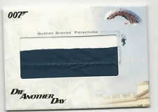 Gustav Graves Parachute JAMES BOND 007 In Motion Relic Card #RC22 /850