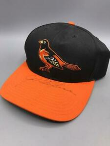 Boog Powell Signed Autographed Baltimore Orioles Hat Cap