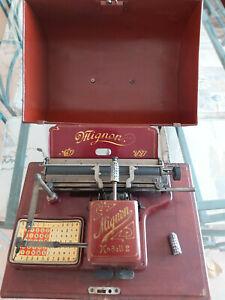 Machine à écrire Mignon Modell 2