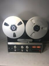Vintage Revox B77 Stereo Tape Recorder Reel To Reel 4-Track! Excellent!!