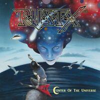 R.U.S.T.X - Center of the Universe [Heavy Metal / Hard Rock - Cyprus, 2019]