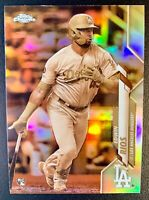 2020 Topps Chrome EDWIN RIOS Rookie Sepia Refractor #95 Los Angeles Dodgers