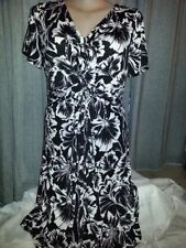Unbranded Casual Floral Plus Size Dresses for Women