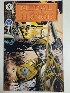 Medal of Honor Special 1994 #1 Dark Horse Comic Book, Rare, Excellent Condition