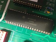 Bally Pinball Spares - NOS 6821 I/O IC 40 pin