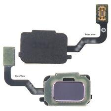 For Samsung Galaxy Note 9 Home Button Fingerprint Sensor Flex Cable Purple N960F