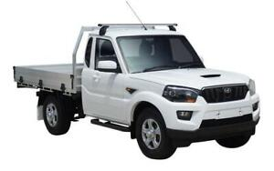 Prorack 1 Heavy Duty Bar Roof Rack Kit for Mahindra Pik-Up Single Cab 2dr Ute 20