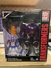 Transformers Titans Return Galvatron and Nucleon New/Sealed
