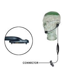 Klein Razor Behind the Head Headset for Vertex VX820 824 924 Two Way Radios