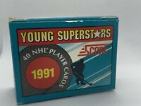 1991-92 Score Young Superstars Complete 40 Card Set