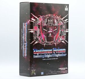 Transformers Optimus Prime PlayStation Special Edition. BRAND NEW SEALED.