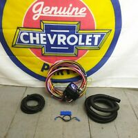 1963-1966 Chevrolet C10 Pickup Truck Ultra Pro Wire Harness System 12 Fuse