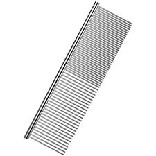 Stainless Steel Pet Grooming Comb for Dogs and Cats Removes Pet Dematting Comb