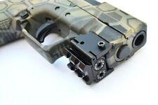 Subcompact Pistol Red Dot Gun Laser for Semi Auto Handguns - Picatinny Mount 5mW