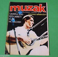 Muzak magazine, No. 5-year II-March 1974-music station