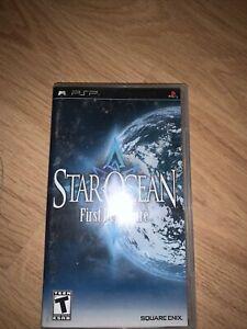 Star Ocean: First Departure (Sony PSP, 2008)