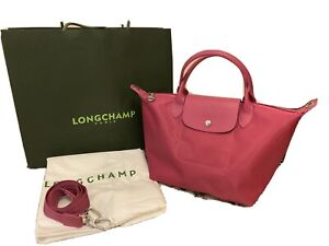 Longchamp Le Pliage Neo Nylon Small Made in France