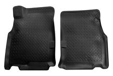 2003-2009 Toyota 4Runner Husky Classic Style Front Black Floor Liners Free Ship