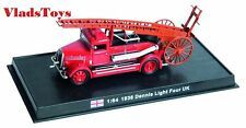 Amercom Fire Trucks 1:64 Dennis Light Four United Kingdom 1938 ACSF53