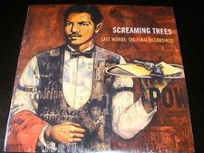 LP SCREAMING TREES last words UK 2014 RECORD STORE DAY RED VINYL VINILO rsd