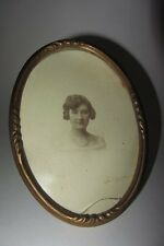 ANCIEN CADRE PORTE PHOTO VERRE ANTIQUE FRENCH GLASS PICTURE PHOTO FRAME