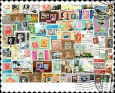 Stamps on Stamps : 50 Different Stamps Collection