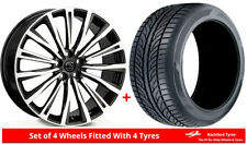 One Piece Rim Mini Summer Wheels with Tyres