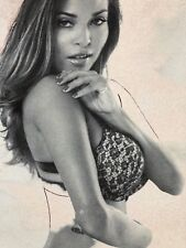 ORG. Mens Visual sexy Drop Dead Beautiful Diva In Diamond Bikini T-shirt 2XL