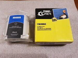 France Toner FTHC4906AE Noir Cartouche d'Encre HR4906 HP OfficeJet Pro 8000/8500
