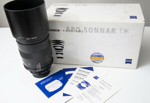 Zeiss APO Sonnar 135mm T* ZF.2 f2 (Nikon