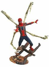 Marvel Premier Avengers 3 Iron Spider-Man Statue by Diamond Select