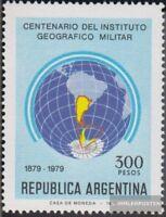 Argentinien 1419 (kompl.Ausg.) postfrisch 1979 Militär