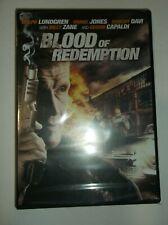 Blood of Redemption (DVD, 2013) BRAND NEW, Dolph Lundgren, Vinnie Jones, Action