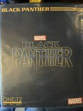 Mezco Toyz One:12 Collective Black Panther Figure