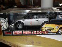 Saico New Mini Cooper 2001 Nib 1/24 MIB
