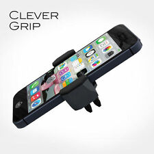 Clever Grip Universal Cell Phone Holder Swivels 360 As Seen On TV by Bell+Howell