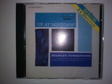 Stanley Turrentine (2CD) Up At Minton's (1994) Blue Note