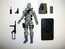 GI JOE FIREFLY 25th Anniversary Action Figure COMPLETE 3 3/4 C9+ v14-B 2007