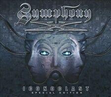 Iconoclast [Digipak] by Symphony X (CD, Jun-2011, 2 Discs, Nuclear Blast)