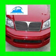 2002-2003 MITSUBISHI LANCER CHROME TRIM FOR GRILLE GRILL 02 03