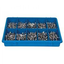 Jamec Pem 102712- 304 Stainless Steel CSK Self Tapping Screws Assortment-360 pce