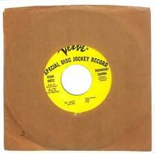 "Stan Getz - Midnight Samba  - 7"" Vinyl Record Single"