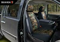 Coverking Realtree Advantage Timber Camo Custom Seat Covers for Ford F150