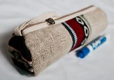 Hemp Makeup/Pencil Bag - Wholesale lot of 10 bags. FREE SHIPPING