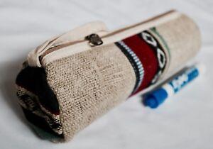 Hemp Makeup/Pencil Bag FREE SHIPPING