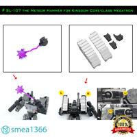 SL-107 Upgrade Kit Fill Parts For Kingdom Core-class Megatron Weapon transformer
