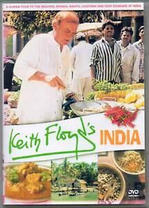 Keith Floyd India (DVD 2 - Disc Set)