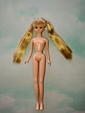 Takara Jenny Doll Nude Mint! w Long Blond Pig Tails Made in Japan