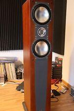 ELAC FS 208.2 Lautsprecher paar in Cherrywood