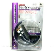 New Interlink Datalink 100 1m (3.2 ft) Monster Digital Coaxial Cable
